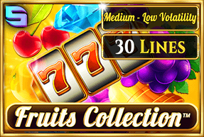 Fruits Collection – 30 Lines