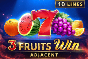 3 Fruits Win: 10 lines Mobile