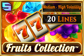 Fruits Collection – 20 Lines